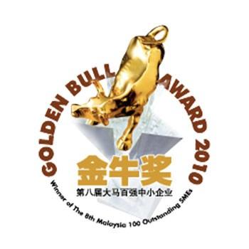 logo award golden bull